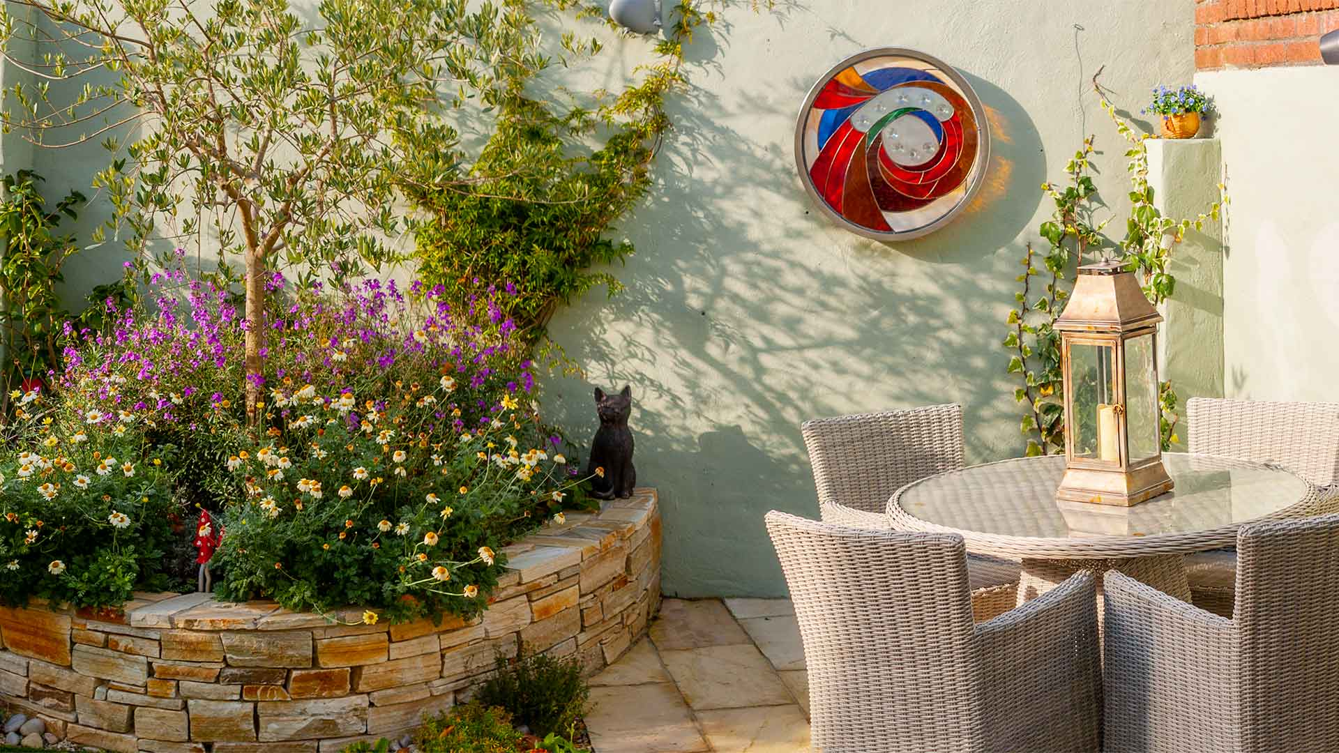 Garden design Art